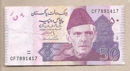 Pakistan - Banconota Circolata Da 50  Rupie - 2011 - Pakistan