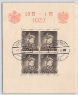 POLAND, POLEN 1937, FI BLOK 2, MI BLOCK 2 - 1919-1939 Republik