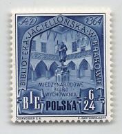POLAND, POLEN 1946, FI 413, MI 446 *, MLH - Ungebraucht