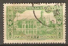 ALGERIE   -   1936 .  Y&T N° 105 Oblitéré. - Usati