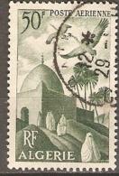 ALGERIE   -   Aéro  -  1949 .  Y&T N° 9 Oblitéré. - Algeria (1924-1962)