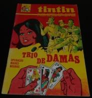 REVUE TINTIN DE PORTUGAL - Livres, BD, Revues