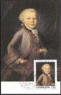 Yugoslavia Belgrade 1991 /  200 Anniversary Of Death Of Wolfgang Amadeus Mozart / MC - Musica