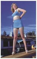 Sexy MARILYN MONROE Actress PIN UP PHOTO Postcard - Publisher RWP 2003 (37) - Künstler