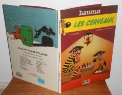 Rantanplan. Les Cerveaux. N°10. 1996. - Rantanplan