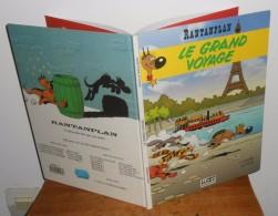 Rantanplan. Le Grand Voyage. N°13. 1998. - Rantanplan