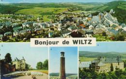 LUSSEMBURGO - LUXEMBOURG - Wiltz - Bonjour De Wiltz - Not Used - Wiltz