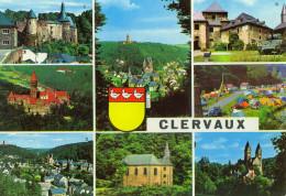 LUSSEMBURGO - LUXEMBOURG - 1979 - Meyer - Clervaux - Multivues - Viaggiata Da Wilwerwiltz Per Tilburg, Holland - Clervaux
