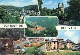 LUSSEMBURGO - LUXEMBOURG - 1969 - 1,50F + Flamme Mondorf-les-Bains Foie Nutrition Rhumatismes - Bonjour De Clervaux -... - Clervaux