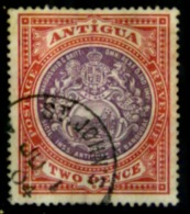 Antigua Scott N°  23 Oblitéré - Antigua And Barbuda (1981-...)