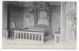 MONACO - N° 340 - LE PALAIS DU PRINCE - LA CHAMBRE A COUCHER - CPA NON VOYAGEE - Prince's Palace