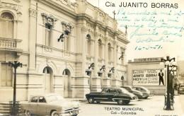 Colombie - Cali - Teatro Municipal - Cia Juanito Borras - Colombie