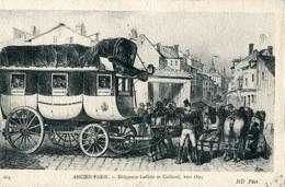 Paris - Ancien Paris - Diligence Laffitte Et Caillard Vers 1825 - Autres