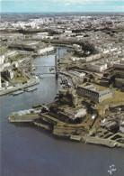 BREST VUE AERIENNE (dil249) - Brest