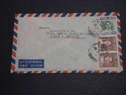 SIAM - Enveloppe Pour La France En 1949 - A Voir - L  3437 - Siam