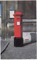 Cambridge  - Penfold Pillar Box - King's College  - (Postmark: National Stamp Day 1981 - London) - Post