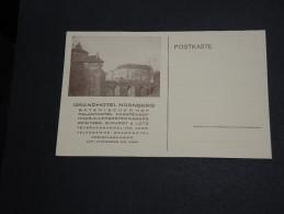 ALLEMAGNE - Carte De Nürnberg Non Voyagé - A Voir - L  3447 - Briefe U. Dokumente