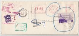 G.B. / 1971 Postal Strike / Middlesex  / Hertfordshire / Tax - Non Classés
