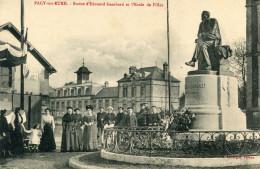 PACY SUR EURE(EURE) ECOLE(ISAMBARD) - Pacy-sur-Eure