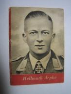 WHW-Reichsstrassensammlung, Tag Der Wehrmacht, RKT Helmut Arpke,  Tieste 539 - 1939-45