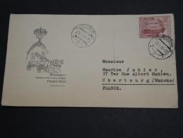 TCHÉCOSLOVAQUIE - Enveloppe De Chrudim Pour La France En 1956 , Affranchissement Plaisant - A Voir - L  3458 - Tschechoslowakei/CSSR