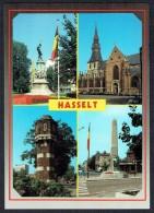 HASSELT - 4 Vues Diverses - Non Circulé - Not Circulated - Nicht Gelaufen. - Hasselt