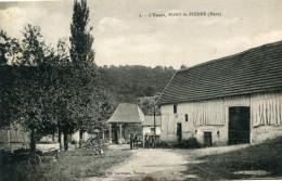 PONT SAINT PIERRE(EURE) - France