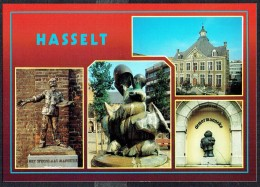 HASSELT - 4 Vues Diverses (2) - Non Circulé - Not Circulated - Nicht Gelaufen. - Hasselt
