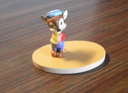 Figurine Goofy Gophers - Mac Et Tosh - Warner Bros - Figurines