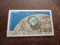 TP Terres Australes Et Antarctiques  Françaises T.AA.F Luxe Sans Charnière  TP PA  N°6  Valeur 40 € - Poste Aérienne