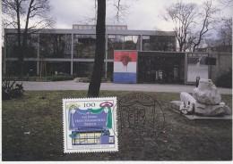 Berlin 1990 100J. Freie Volksbühne Berlin 1v Maxiczrd (32442) - [5] Berlijn