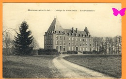 MONTCAUVAIRE - Collège De Normandie - Les Pommiers - Non Classificati