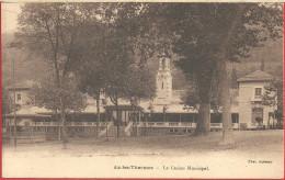 09 - Ariège - Ax-les-Thermes - Le Casino Municipal - Ax Les Thermes