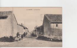 51 - LA CHEPPE / LA PETITE RUE - Other Municipalities
