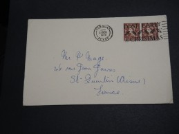 GRANDE BRETAGNE - Enveloppe De Torquay Pour La France En 1959 - A Voir - L  3489 - 1952-.... (Elizabeth II)