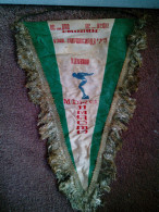 ULTRA RARE NO OTHER SPARTAKIADA 1975 SWIMMING II PALCE FLAG USED BIG SIZE - Swimming