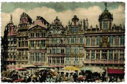 Brussel, Bruxelles, Grand Place, Grote Markt (pk30451) - Places, Squares