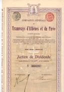Tramways D'Athene Et Du Piré - Transports