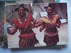 Africa Nigeria Cross River State Woman Dancers - Nigeria