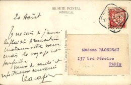 PORTUGAL -  Oblitération De Porto Sur Carte Postale En 1932 Pour La France - A Voir - L  3501 - Non Classés