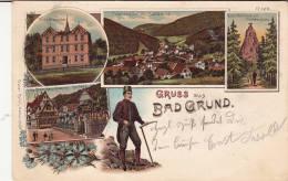 Bad Grund - Bad Grund