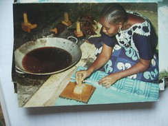 Africa Coloration Des Pagnes - Kenia