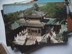 Asia China Bronze Pavilion - China