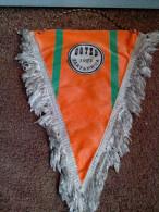 ULTRA RARE FLAG FOOTBALL CLUB BOTEV ZLATARICA 1921 BULGARIA  USED - Apparel, Souvenirs & Other