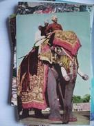 Asia  India Elephant Ride - India