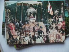 Asia Sri Lanka Ceylon Kandy Procession - Sri Lanka (Ceylon)