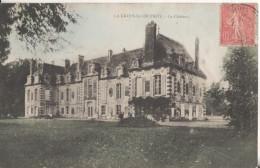 27   La Croix Saint Leufroy  Le Chateau - Frankreich