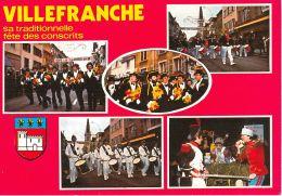 CPM 69 - Villefranche En Beaujolais - La Fête Des Conscrits - Villefranche-sur-Saone