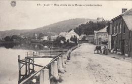 Yvoir - Rive Droite De La Meuse Et Embarcadère - 1911 - Yvoir