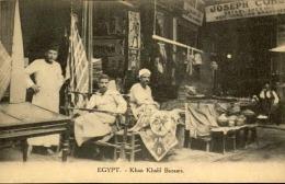 EGYPTE - Carte Postale De Khan Khalil Bazaars  - A Voir - L  3529 - Egypt